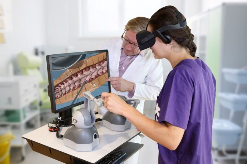 The Value of XR for Medical & Industrial Training